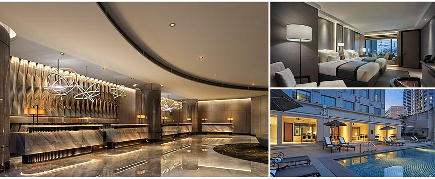 JW MARRIOTT HOTEL KUALA LUMPUR 吉隆坡JW萬豪酒店