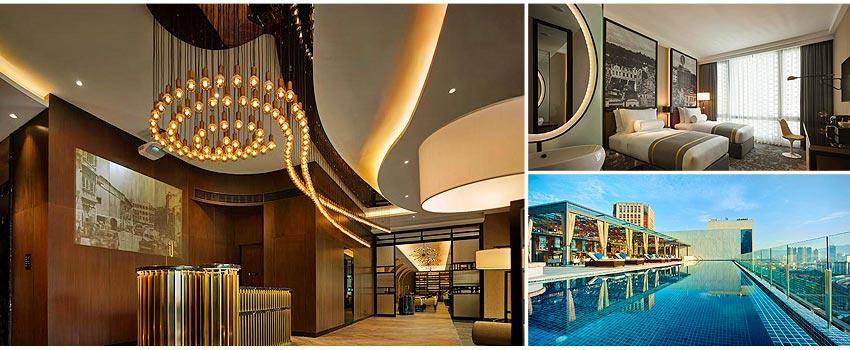 吉隆坡 覓酒店 Hotel Stripes Kuala Lumpur
