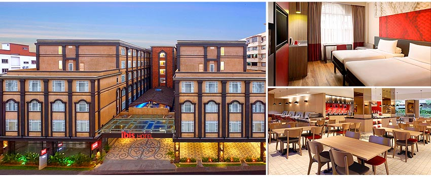 Ibis Melaka Hotel 宜必思馬六甲酒店