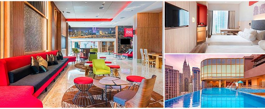 吉隆坡市中心宜必思飯店 ibis Kuala Lumpur City Centre
