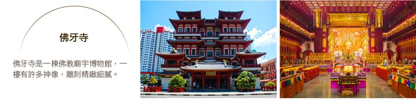 佛牙寺 Buddha Tooth Relic Temple and Museum