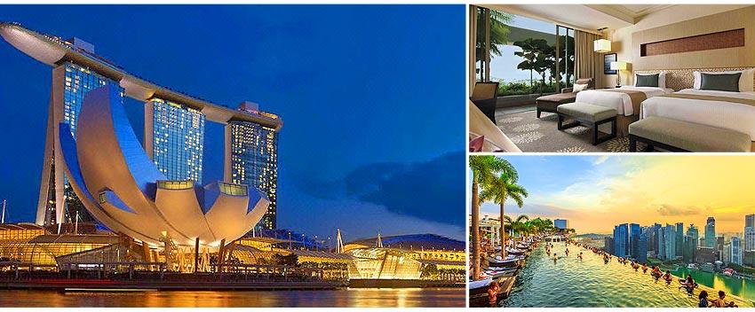 五星濱海灣金沙酒店 Marina Bay Sands