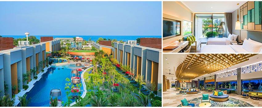 5星級  華欣阿凡尼度假村 Avani Hua Hin Resort & Villas