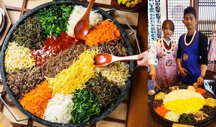 巨無霸傳統拌飯
