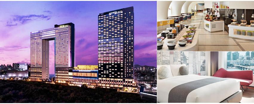 首爾特一 龍山諾富特大使酒店