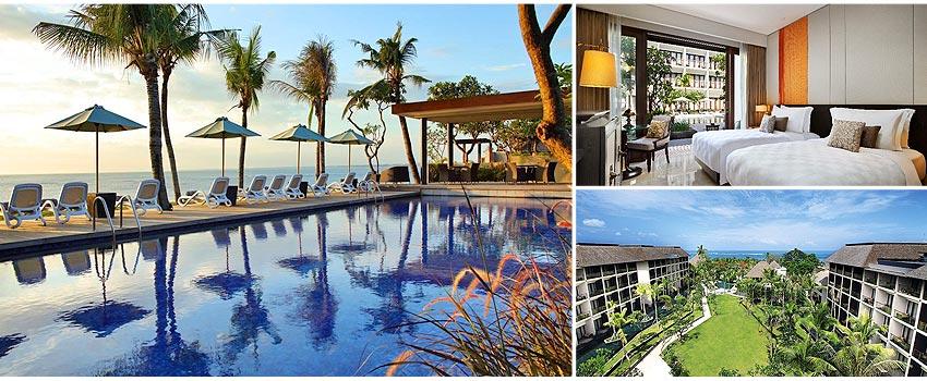 5★ The Anvaya Beach Resort Bali(DELUXE)