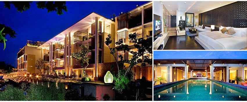 5★ Anantara Seminyak Bali Resort
