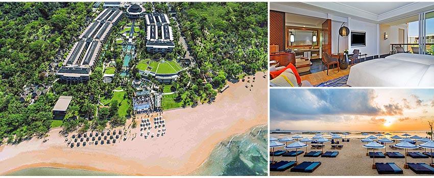 5★ Sofitel Bali Nusa Dua Beach Resort (LUXURY ROOM)