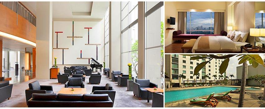 雅加達阿利拉酒店 Alila Jakarta