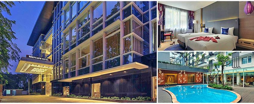 雅加達沙璜美居飯店 Mercure Jakarta Sabang