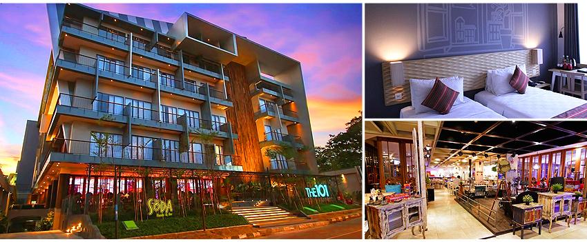 萬隆達戈101飯店 THE 101 Bandung Dago