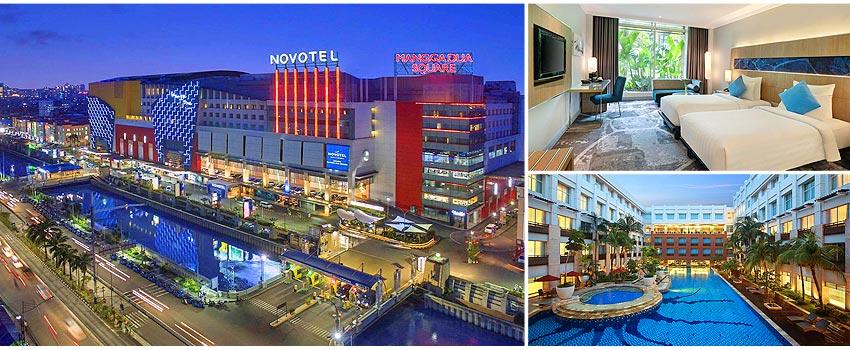 雅加達諾富特曼加達廣場酒店Novotel Jakarta Mangga Dua Square Hotel