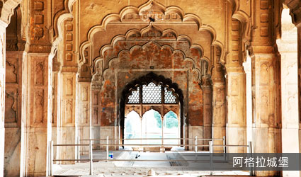 印度_阿格拉城堡