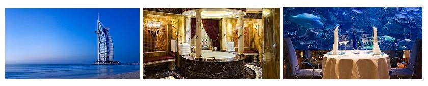 七星Burj Al Arab Hotel