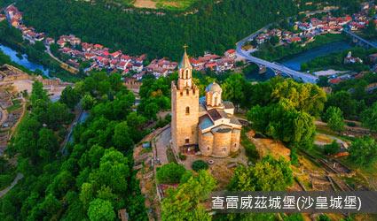 保加利亞_查雷維茲城堡(沙皇城堡)