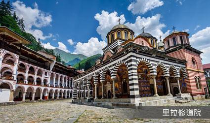 保加利亞_索菲亞_里拉修道院