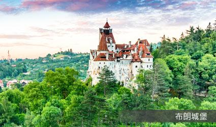 羅馬尼亞_布朗城堡