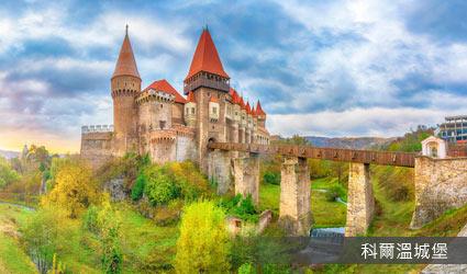羅馬尼亞_科爾溫城堡