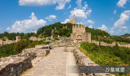 保加利亞_景點_沙皇城堡(查雷維茨城堡)