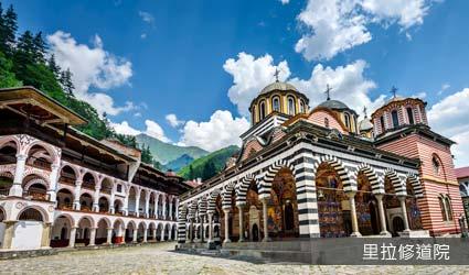 保加利亞_景點_里拉修道院