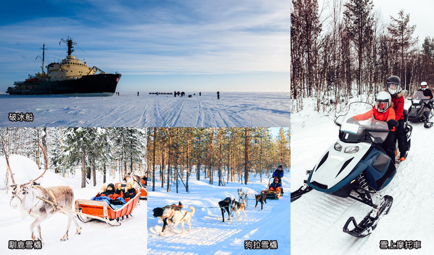 北歐極光-芬蘭