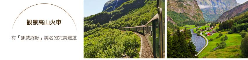 觀景高山火車