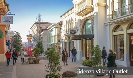 義大利_Fidenza Village Outlet