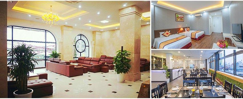 河內日出酒店 Sunrise Hanoi Hotel