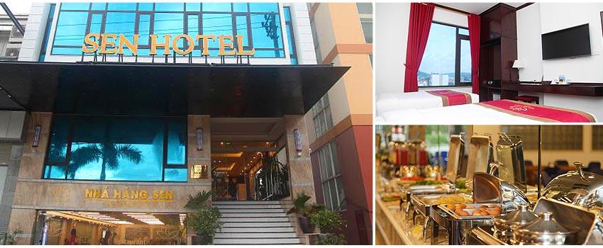 森 下龍酒店 SEN HALONG HOTEL
