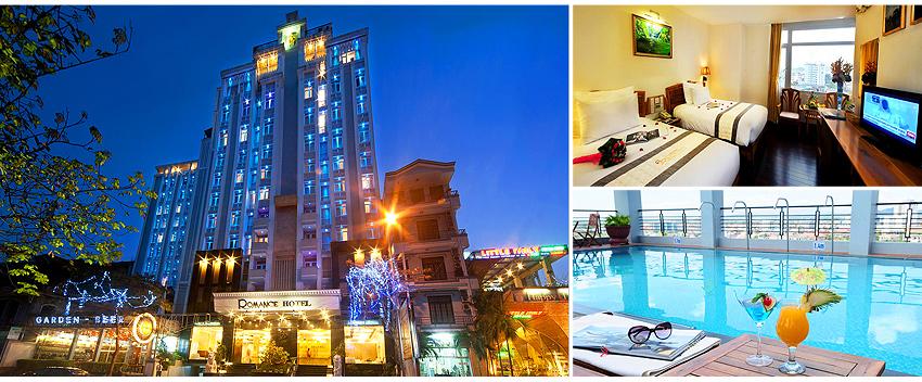 順化 浪漫酒店 Romance Hotel Hue