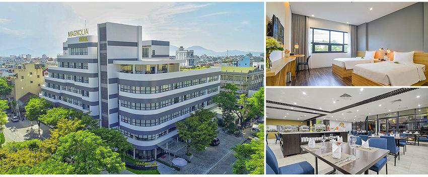峴港 白玉蘭飯店 Magnolia Hotel Da Nang