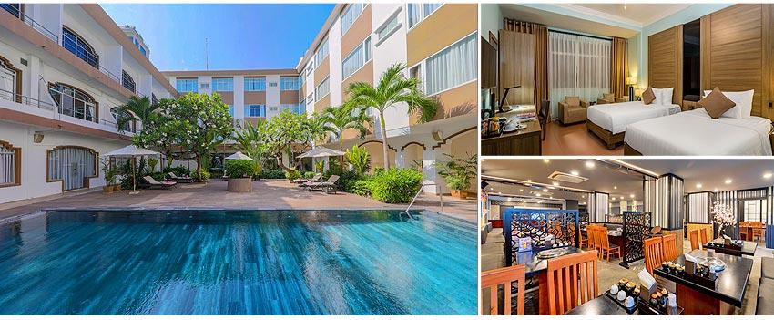峴港 格蘭德瑞奧飯店 Grandvrio City Da Nang