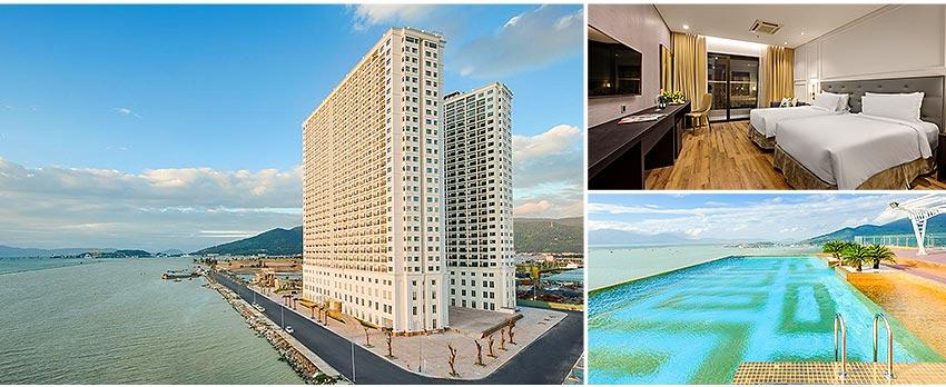 峴港金色海灣飯店 Danang Golden Bay Hotel