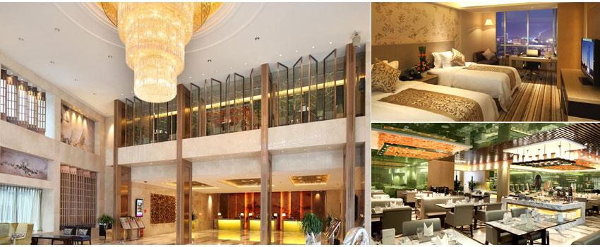 岳陽格蘭雲天酒店