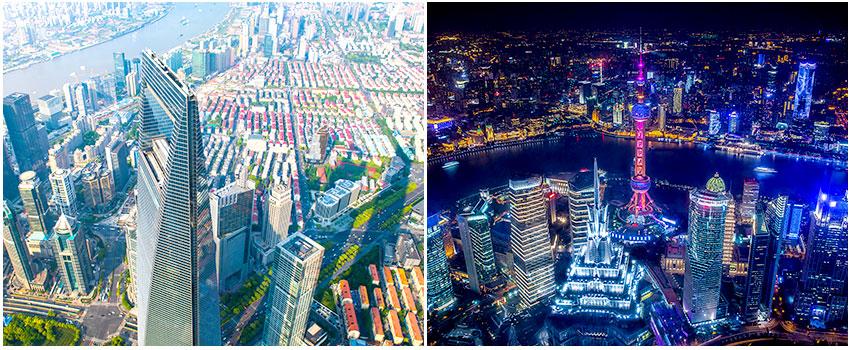環球金融中心100層觀景台