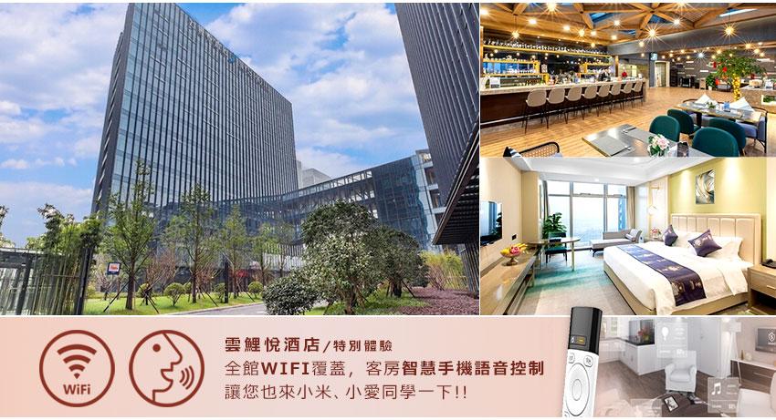 雲鯉悅酒店