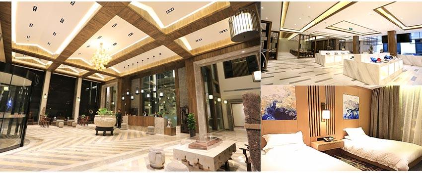 上海滬華雲清逸灣酒店