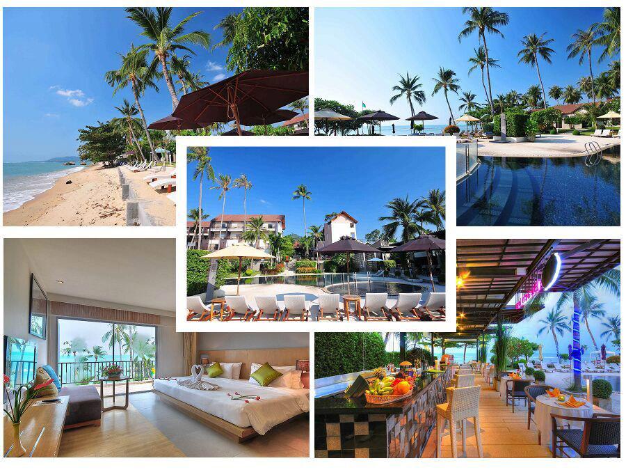 美居蘇梅島海灘度假酒店