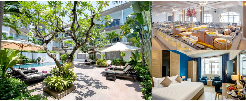 峴港格蘭德瑞奧飯店 Grandvrio City Da Nang