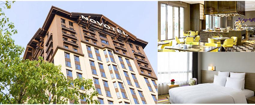 南昌諾富特大酒店