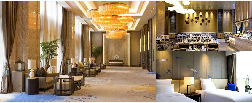 南昌萬達鉑爾曼酒店