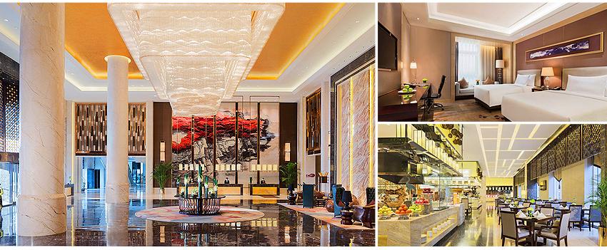 丹東萬達嘉華大酒店