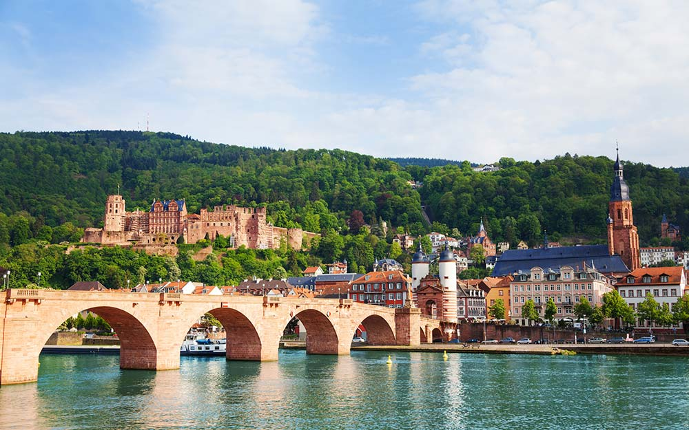 魅力歐洲 德瑞法 萊茵三遊船、海德堡纜車、全覽鐵力士山、凱旋門登頂(含稅) 10日 cover photo