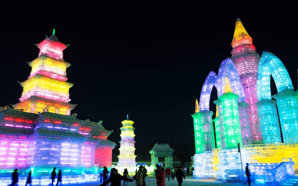 暢遊東北~長白山雙坡、哈爾濱、瀋陽、長春五星雙秀8日-冰雪大世界樂園、清永陵、赫圖阿拉城、二人轉+朝鮮歌舞、無購物無自費 cover photo