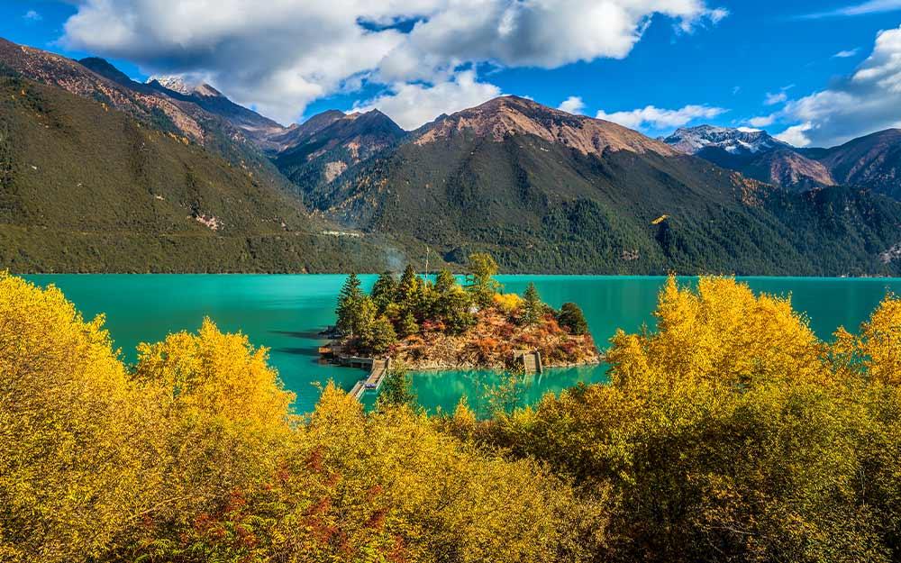 西藏之巔~林芝、拉薩、日喀則、珠峰大本營前後藏精選10日-布達拉宮+夜景、魯朗林海、羊湖、拉薩香格里拉、無購物無自費 cover photo