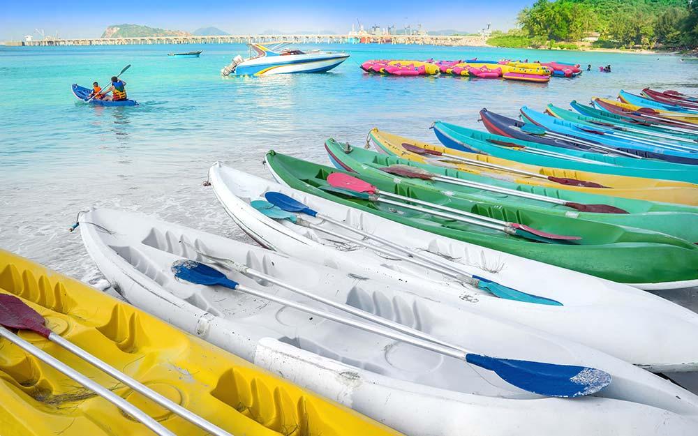 慢遊泰國5日-銀湖葡萄園、象神灣、水上市場、清邁小鎮、河濱不夜城、泰式按摩、流水蝦吃到飽 cover photo